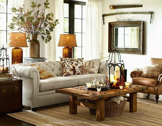 Five Design Ideas For Your Living Room